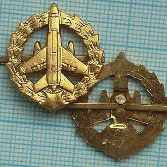 Петличная эмблема ВВС Украины. Авиация. ВПС ЗСУ