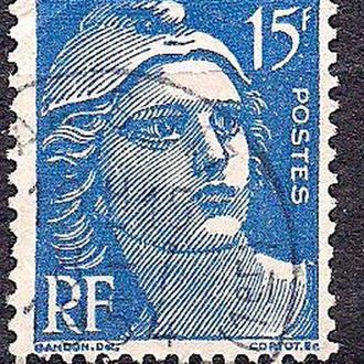 Франция, 1946 г., стандартный выпуск