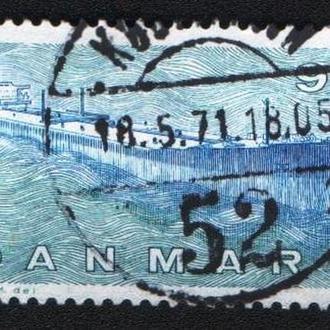 Дания (1970) Флот. Корабль. Транспорт