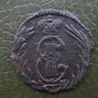 Полушка 1771 г.  Сибирь