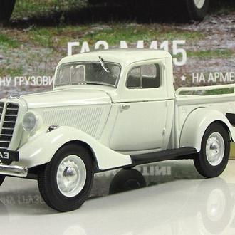 ГАЗ М415 Автолегенды СССР лучшее №21