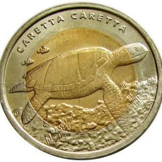 Shantaaal, Турция 1 лира Черепаха 2009