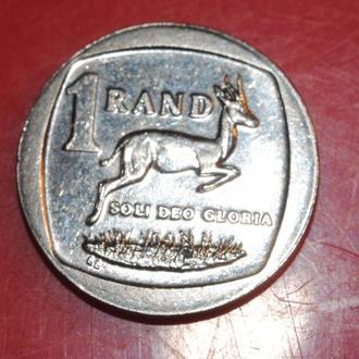 1 ранд 2003 г ЮАР