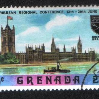 Гренада (1970) Британская колония. Парламент Великобритании
