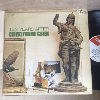 Ten Years After ‎– Cricklewood Green ( USA )  Blues Rock  LP