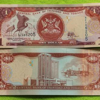 Тринидад и Тобаго, 1 доллар  2006  UNC