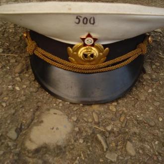 Кашкет парадн.офіцера ВМФ СРСР