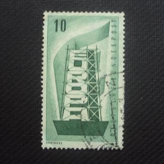 ФРГ 1956 гаш.