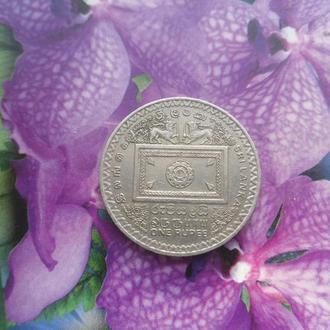Шри-Ланка 1рупия 1992г