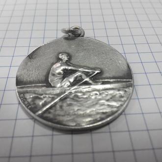 Медаль за греблю Бельгия Серебро
