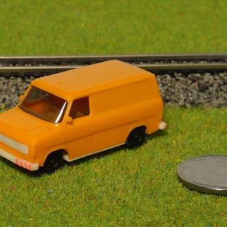 (1049) авто для макета ж/д в масштабе H0 (1:87)