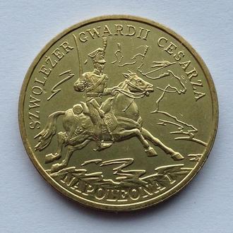 Польща 2 злотих (злотых) 2010    гвардії імператора Наполеона I