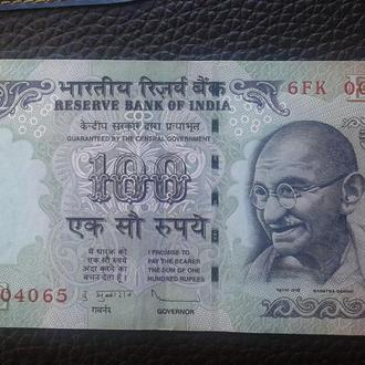Индия 100 рупий