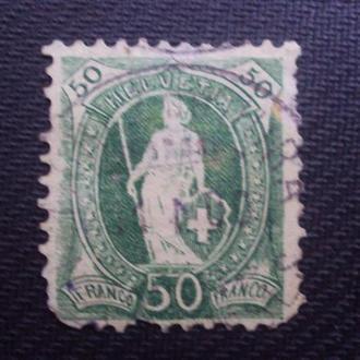 Швейцария 1882г.-89г.