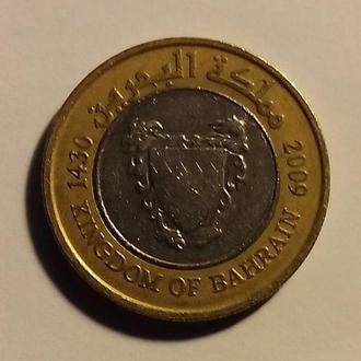 Бахрейн 100 филс 2009