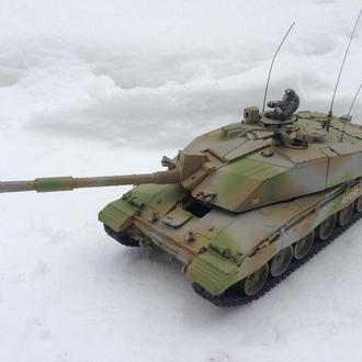 Танк Челенджер-2 М=1-35