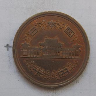 ЯПОНИЯ, 10 йен (13).