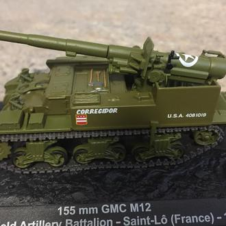 Altaya-155mm GMC M12