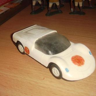 гоночный автомобиль СССР (пластик)
