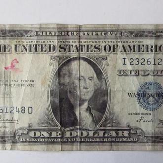 1 доллар США 1935г