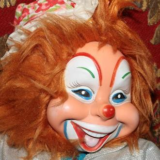 Кукла Клоун Rushton Clown Doll
