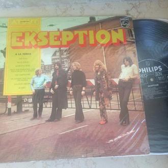 Ekseption – A La Turka  ( France ) LP