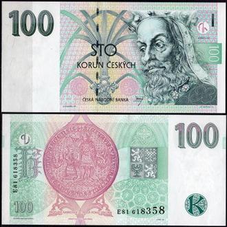 100 sto korun ceskych