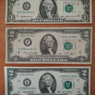 1,2 Доллара США