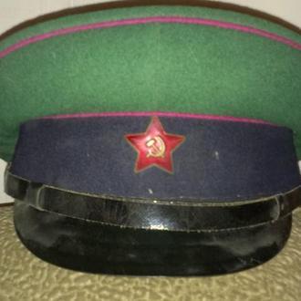 форма пограничника, 60-тые годы, СССР.