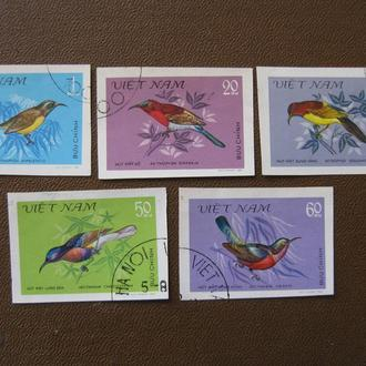 Вьетнам птицы 1982 год