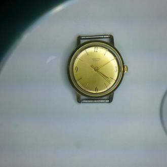 Мужские наручные часы Восток СССР 2209 экспортные позолота