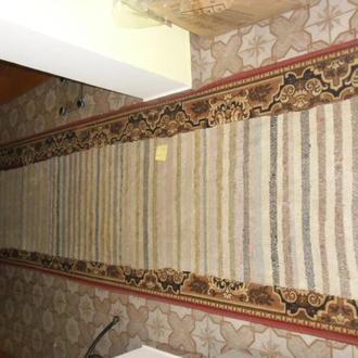 дорожка доріжка килим коврик хідник 3,98м (№648)