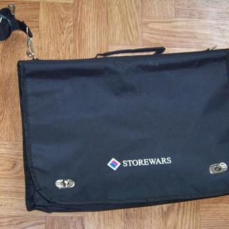 Storewars сумка для бумаг и не только легкое б/у