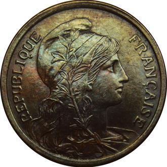Франція 2 centimes 1913  AU-UNC     B161