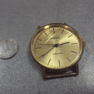 часы наручные ракета кварц позолота №74