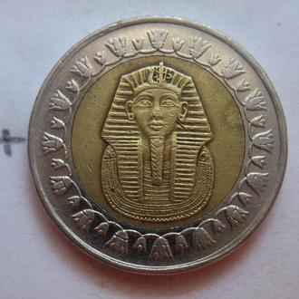 ЕГИПЕТ, 1 фунт 2008 года (ФАРАОН).