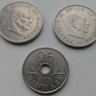Підбірка Данія 1963,1967,1972