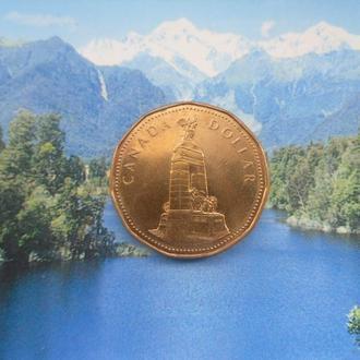 Канада 1 доллар 1994 года