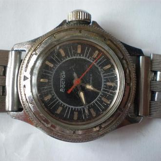 часы Восток Командирские рабочий баланс 020428
