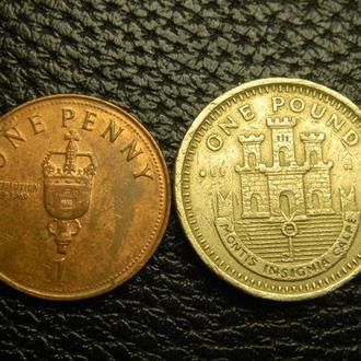 Монети Гібралтару