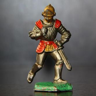 рыцарь  PLAHO ( ГДР ) 65мм