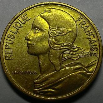 Франция 5 сантимов 1979 год ОТЛИЧНАЯ!!!