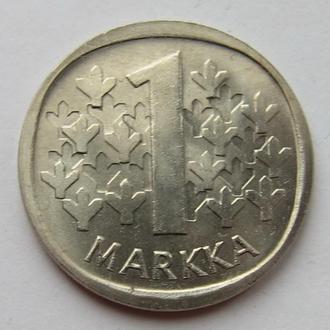 Финляндия 1 марка 1971 (KM#49a)