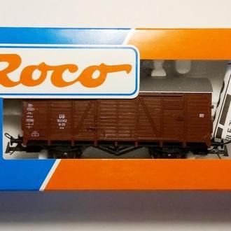 Масштабная модель 2-х осного вагона пр-во Roco арт.47524 (Австрия)