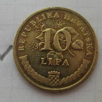 ХОРВАТИЯ 10 липа 2001 года.