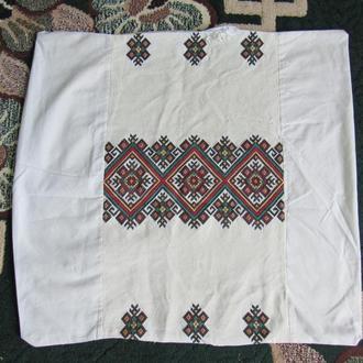 вишивка наволочка на подушку (№524)