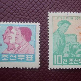 Корея 1960г. гаш.