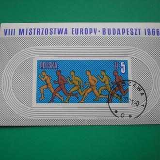 Польша 1966 спорт