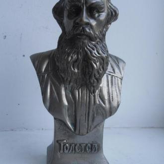 Бюст Толстой СССР