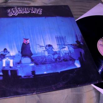 GENESIS  LIVE  1973  Charisma GEMA  VG + / VG +